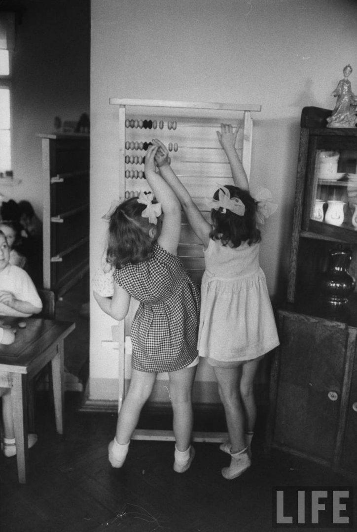 775ecd6f7767 Жизнь советского детского сада в 1960 году глазами фотографа Life