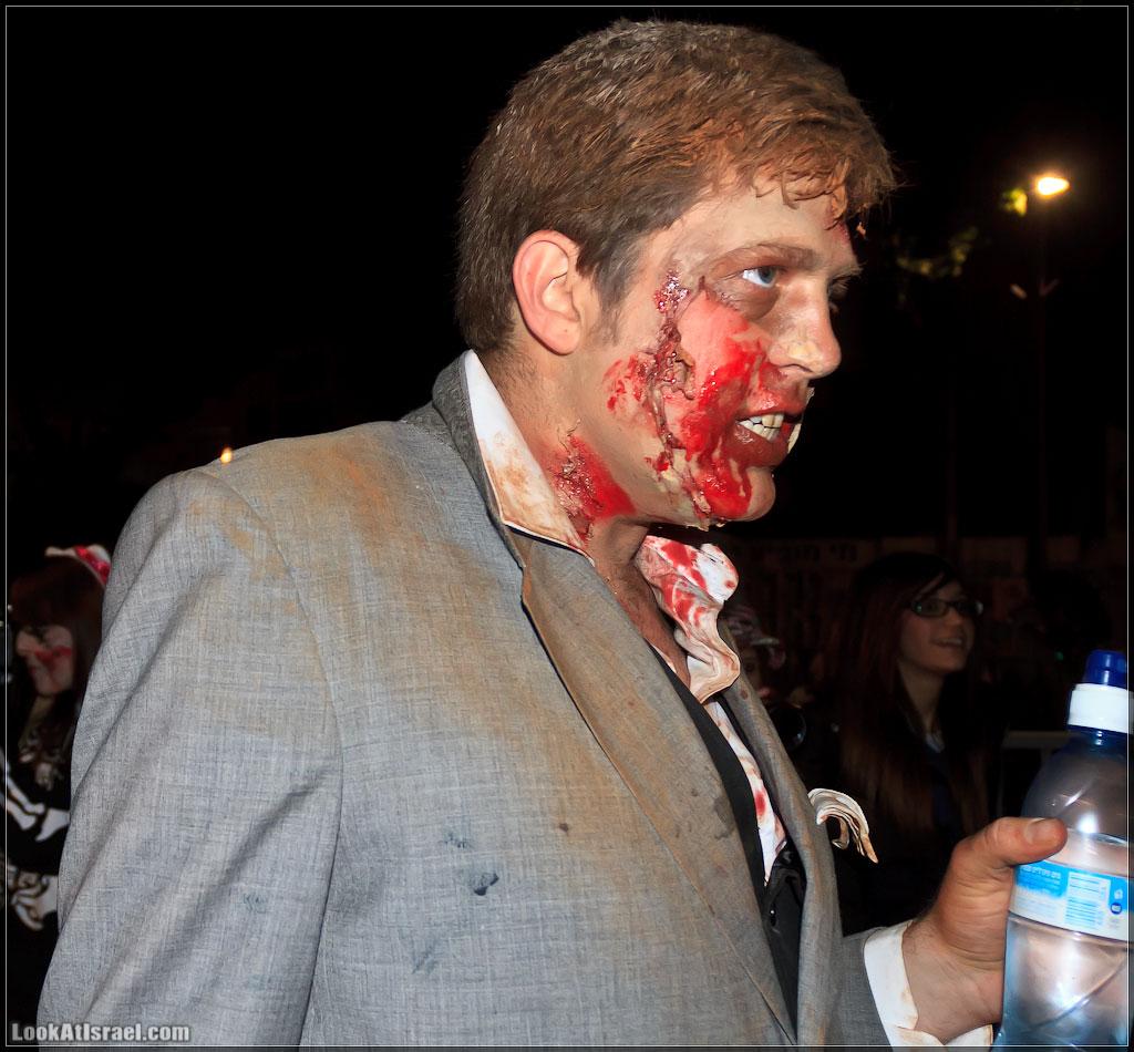 781 Зомби на улицах Тель Авива – Zombie Walk Tel Aviv