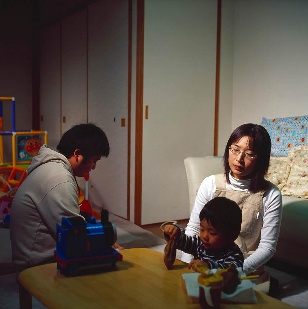 784 Жизнь современных японцев в фотопроекте «Куда мы отсюда движемся?»