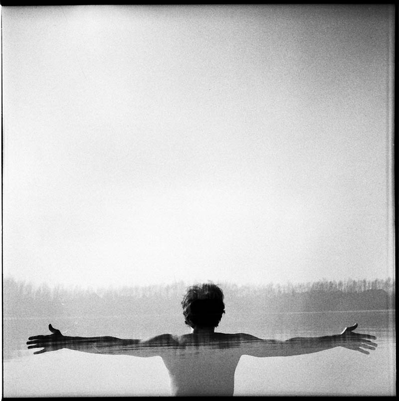 786 Фотографии Флориана Имгрунда с двойной экспозицией