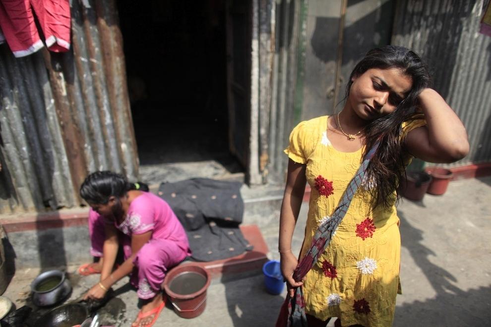 8118 Малолетние проститутки Бангладеш