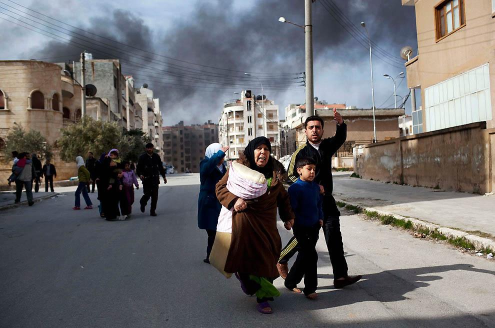 8120 Сирия: взгляд изнутри