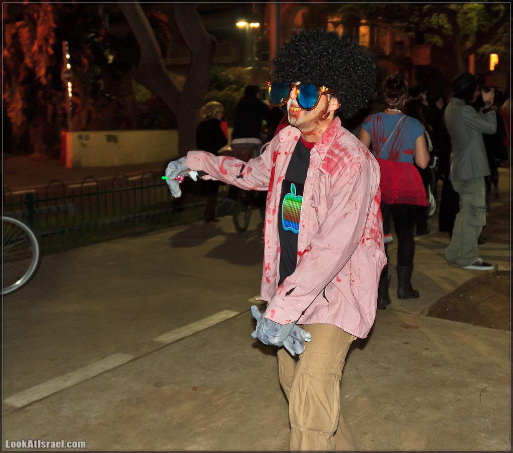 8210 Зомби на улицах Тель Авива – Zombie Walk Tel Aviv