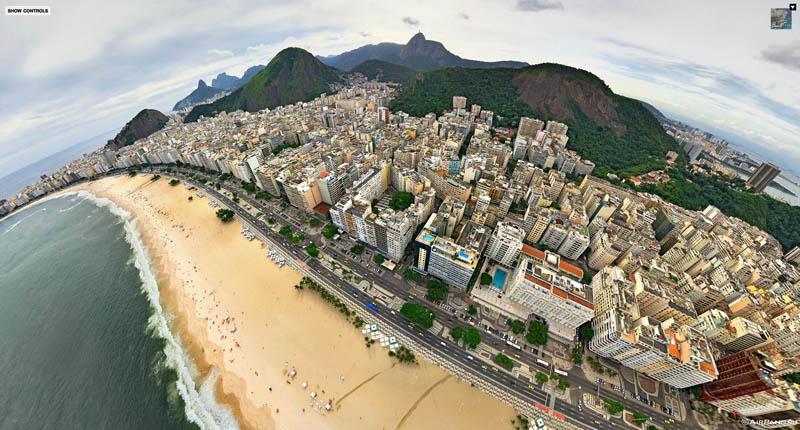 842 Топ 10 панорамных фото городов мира