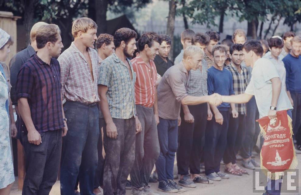 850 Советская молодежь 60 х глазами американского фотографа