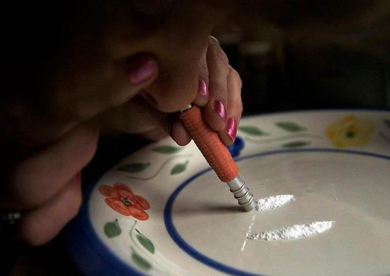 898 Жертвы метамфетамина в США