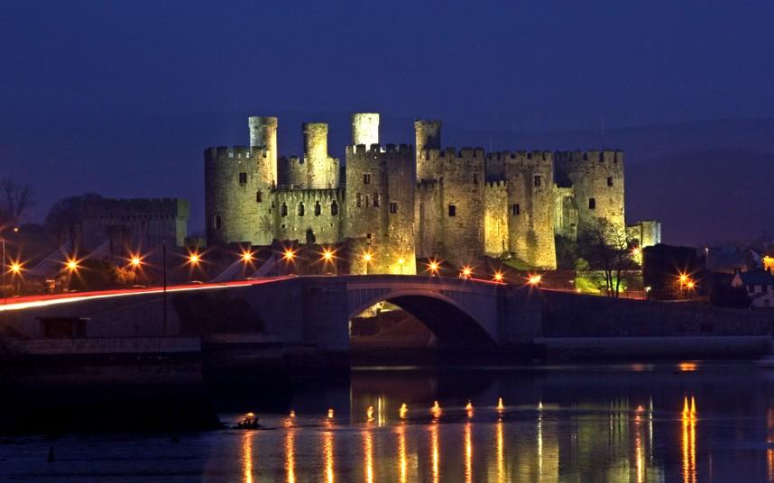 9102 Прекрасные замки Британии