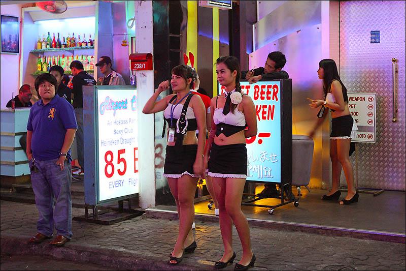 9103 Паттайя как мекка секс туризма