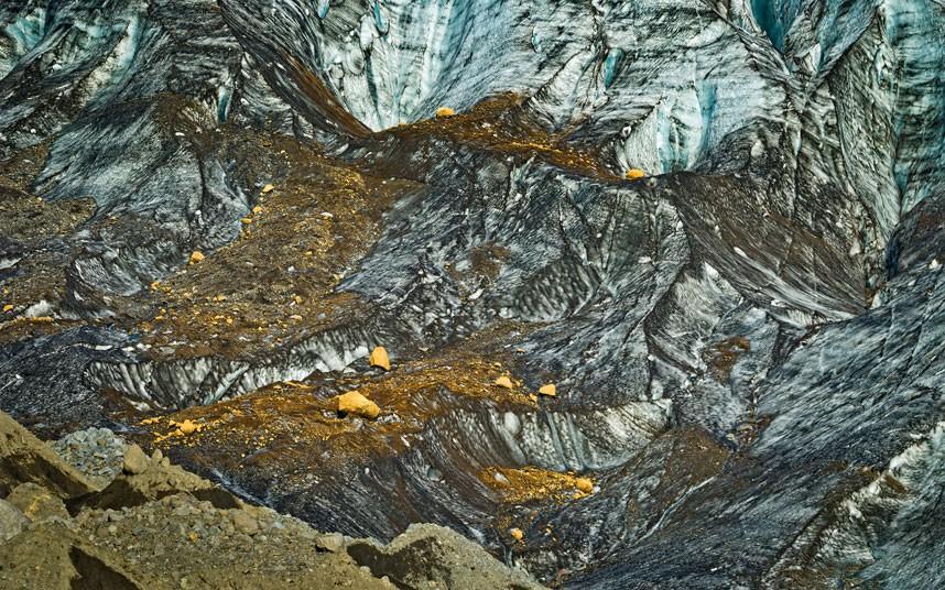 9106 Голубые айсберги и ледники Исландии