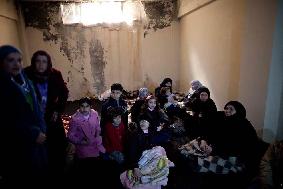 9115 Сирия: взгляд изнутри