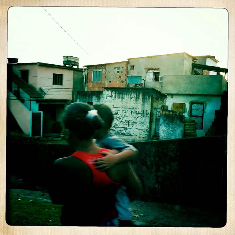 9139 Кокакабана: улицы трущоб Рио