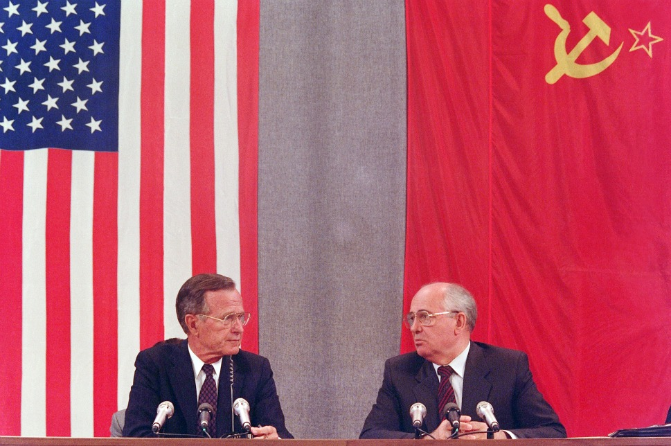 a history of the political program of mikhail gorbachev in the soviet uniton