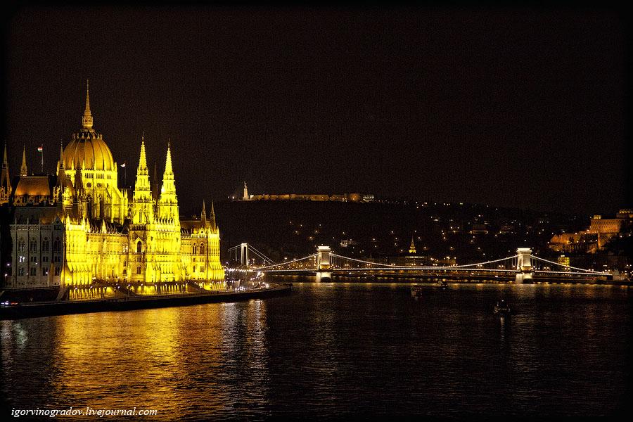 9164 Ночной Будапешт