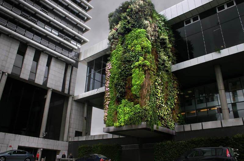 939 15 вертикальных садов по всему миру
