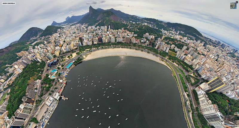 941 Топ 10 панорамных фото городов мира