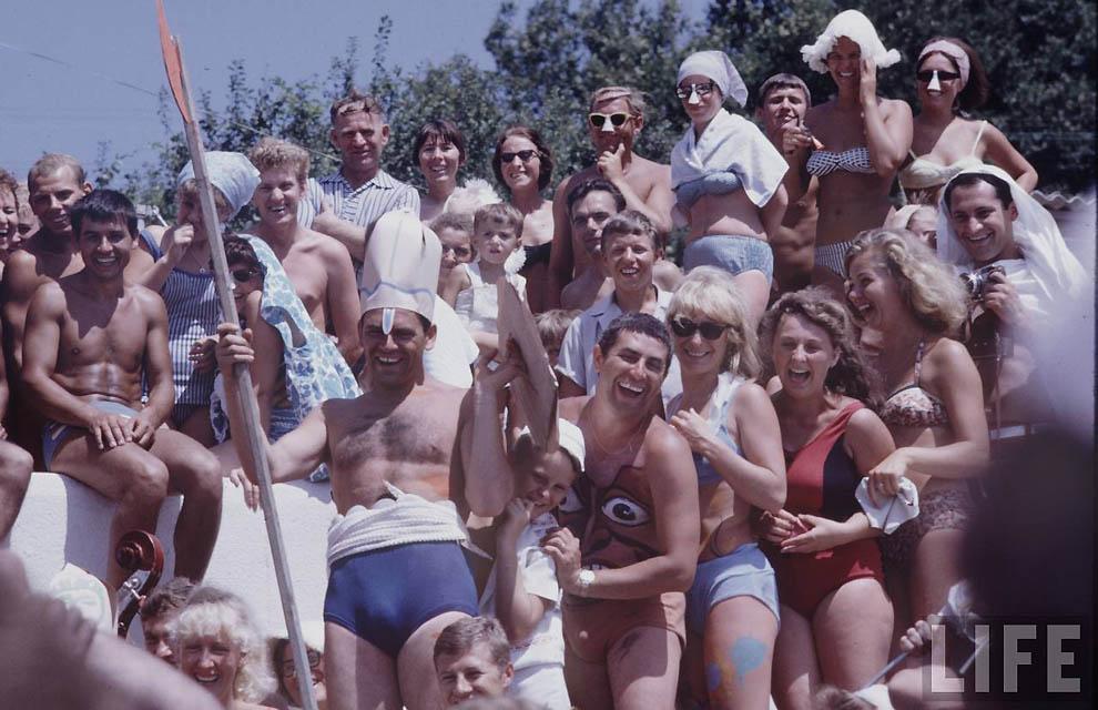 948 Советская молодежь 60 х глазами американского фотографа