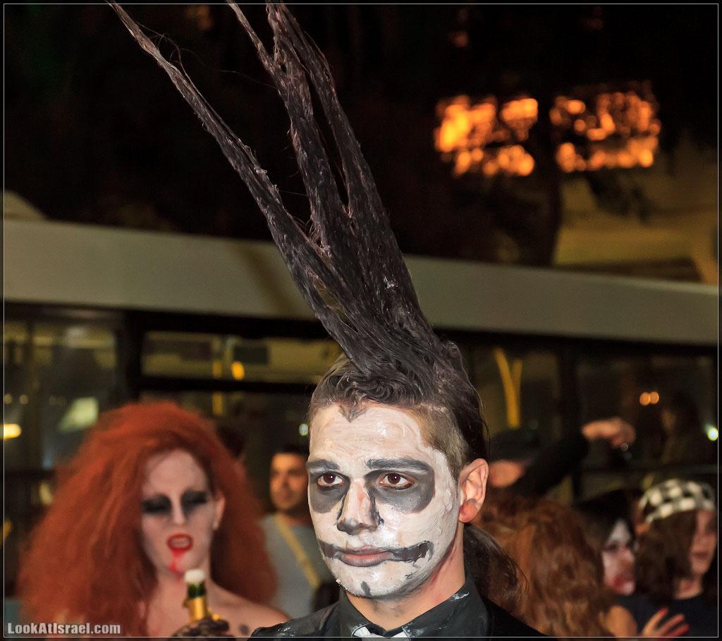 950 Зомби на улицах Тель Авива – Zombie Walk Tel Aviv