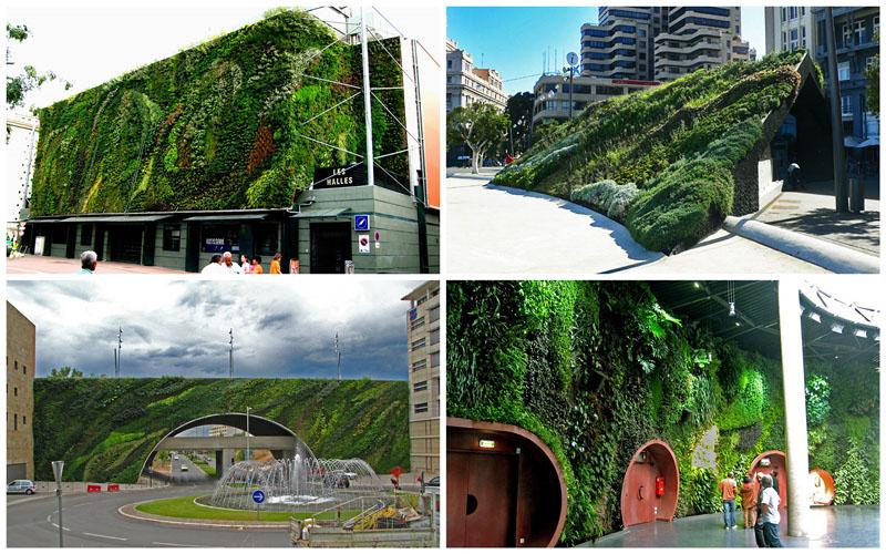 BIGPIC11 15 вертикальных садов по всему миру