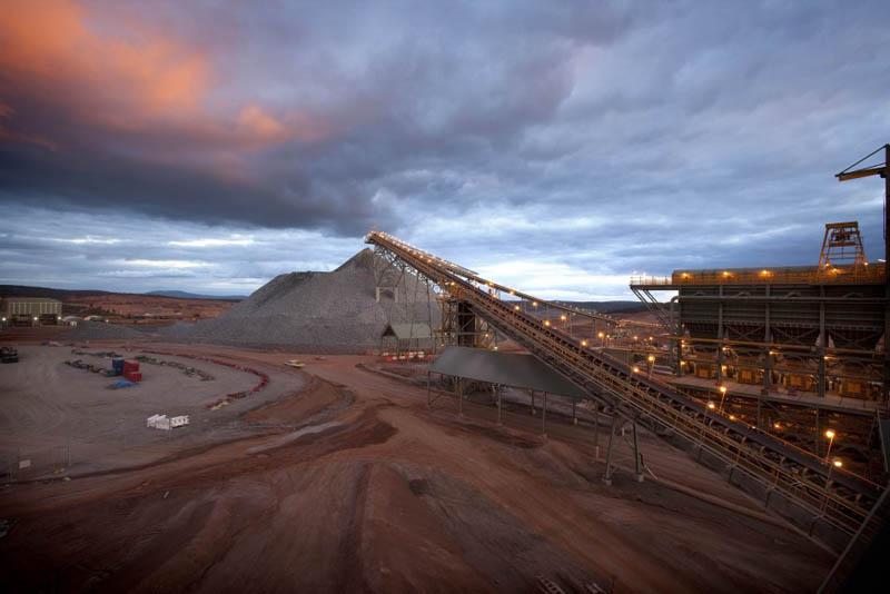 Cамые большие в мире шахты по добыче золота