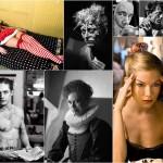 """Редкие снимки актеров из книги """"The Half"""": за 30 минут до выхода на сцену"""