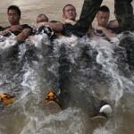 Как готовят телохранителей в Китае