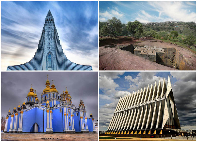 BIGPIC56 25 уникальных храмов мира