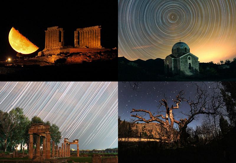 Небо Греции в астрофотографиях Криса Коциопулоса