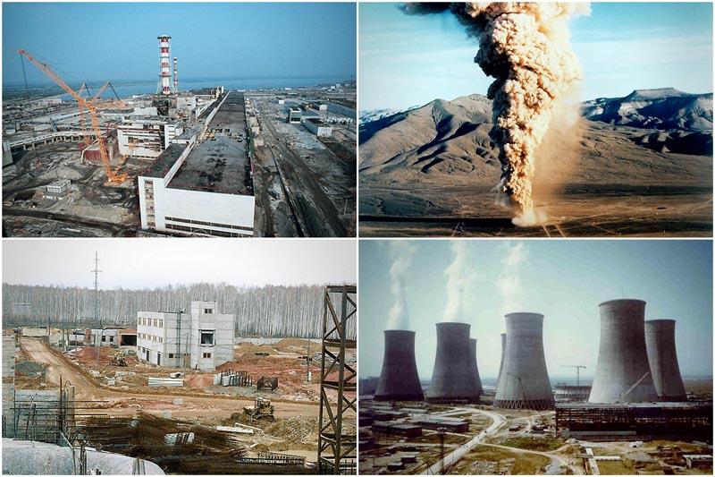 BIGPIC64 11 ядерных аварий и катастроф