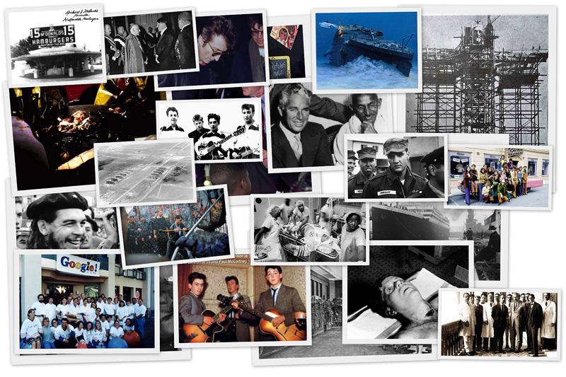BIGPIC9 Редкие и необычные архивные кадры