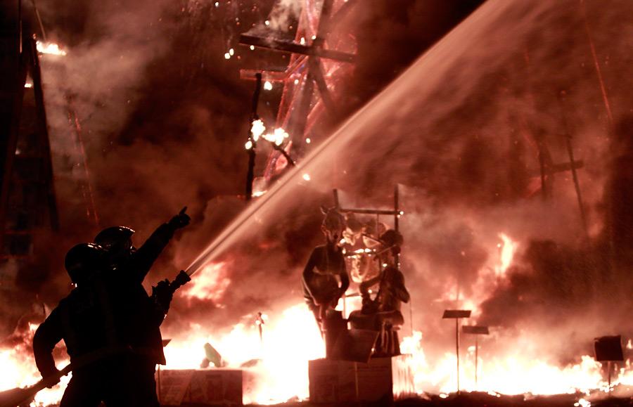 DA O82AK Фестиваль Лас Фальяс 2012