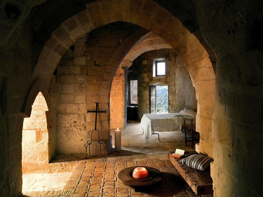 after int 2 Один из лучших отелей мира – в средневековой крепости Матера