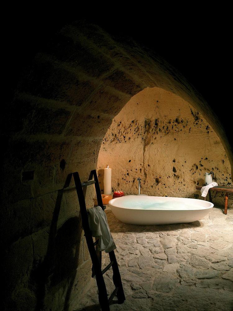after int 3 Один из лучших отелей мира – в средневековой крепости Матера