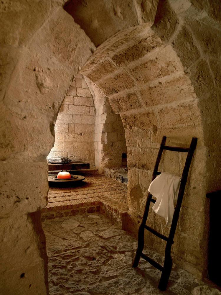 after int 4 Один из лучших отелей мира – в средневековой крепости Матера