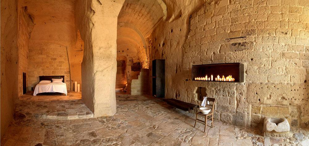 after int 9 Один из лучших отелей мира – в средневековой крепости Матера