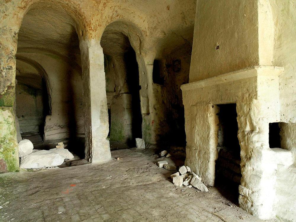 before int 1 Один из лучших отелей мира – в средневековой крепости Матера