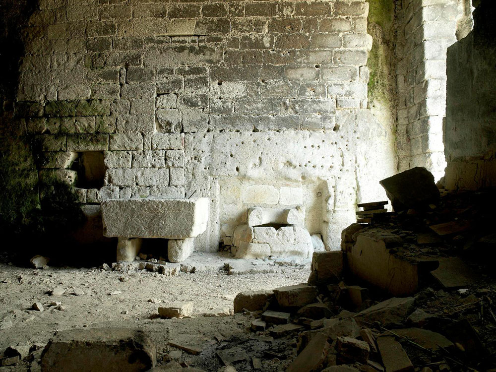 before int 2 Один из лучших отелей мира – в средневековой крепости Матера