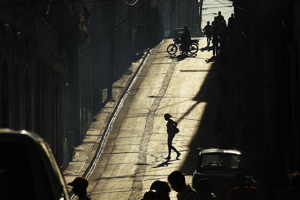 bp105 Папа Бенедикт XVI приехал на Кубу