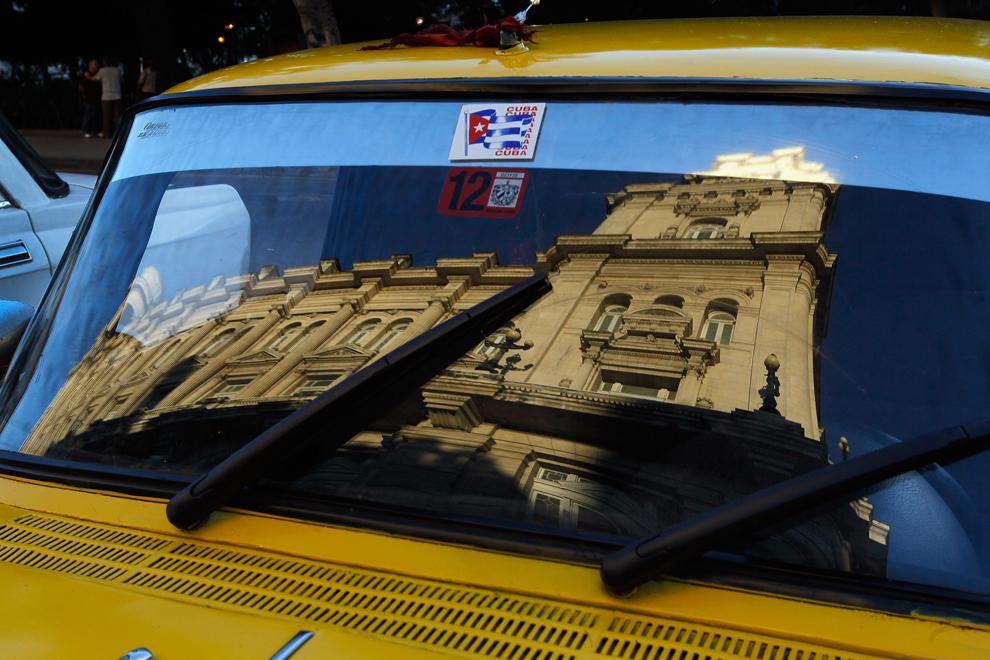 bp185 Папа Бенедикт XVI приехал на Кубу