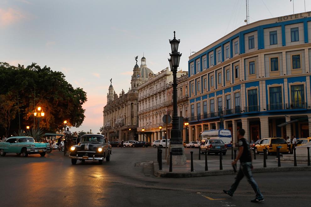 bp195 Папа Бенедикт XVI приехал на Кубу