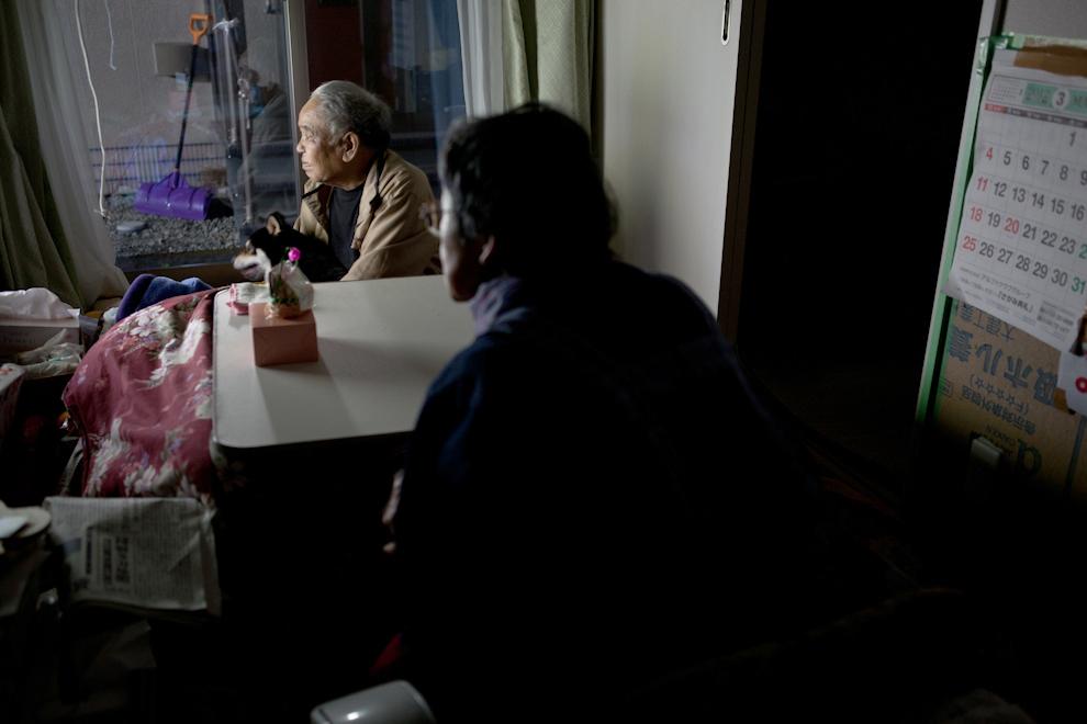 bp241 Жертвы техногенной катастрофы в Японии