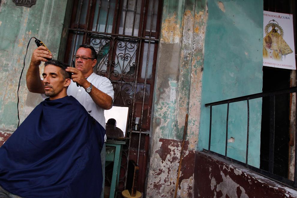 bp262 Папа Бенедикт XVI приехал на Кубу
