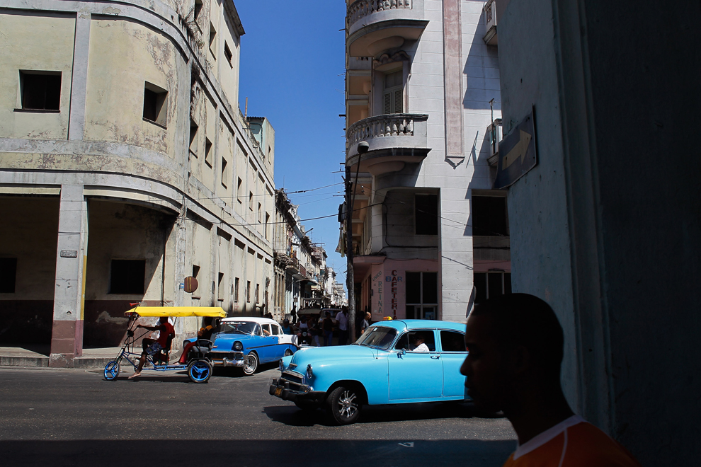 bp410 Папа Бенедикт XVI приехал на Кубу