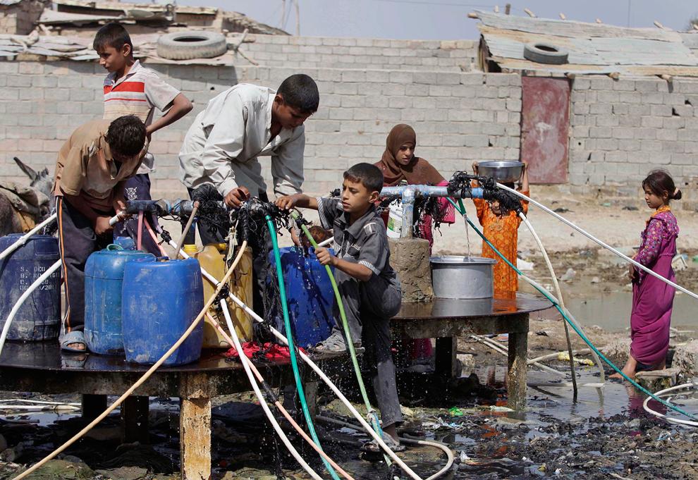 bp411 Всемирный день воды 2012