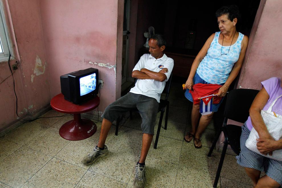 bp462 Папа Бенедикт XVI приехал на Кубу