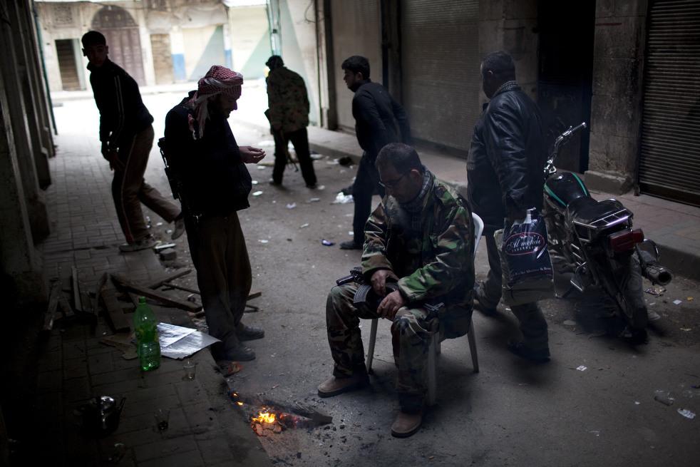 fleeing syria 05 Гражданская война в Сирии
