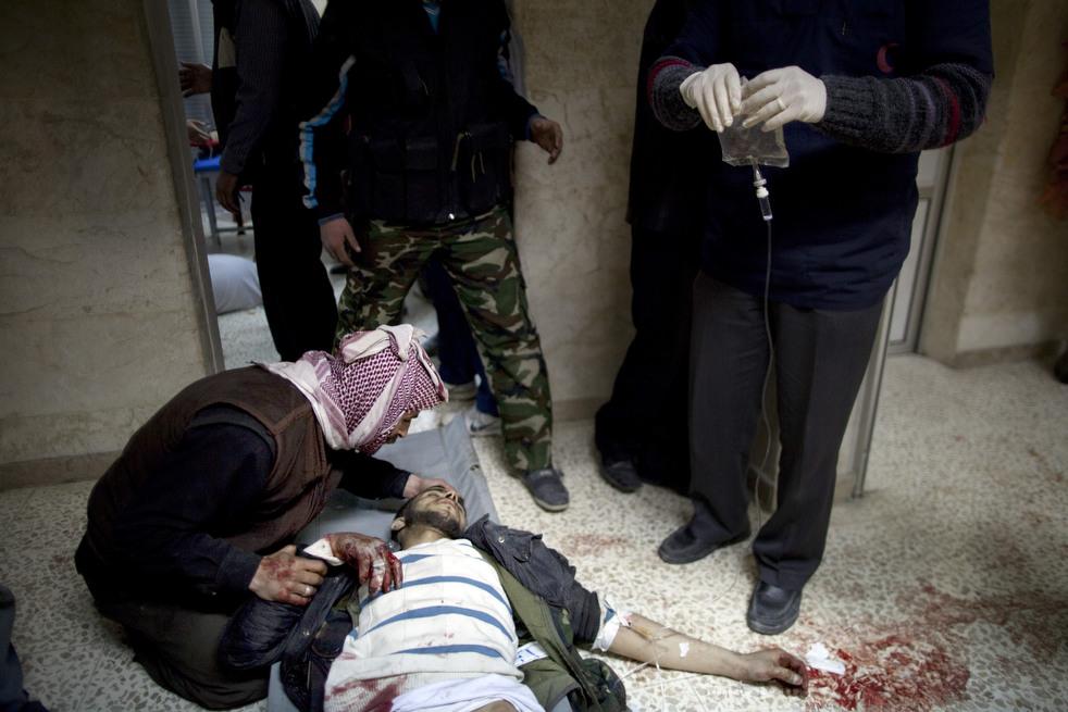 fleeing syria 10 Гражданская война в Сирии
