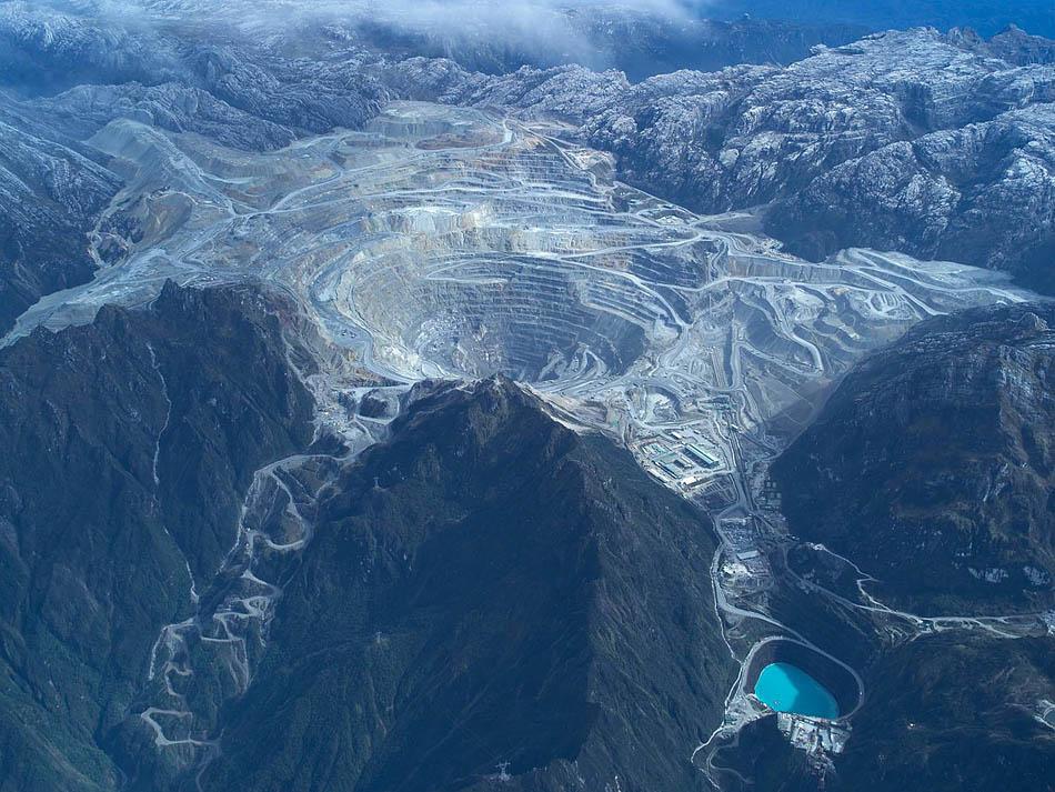 goldmine10 Cамые большие в мире шахты по добыче золота