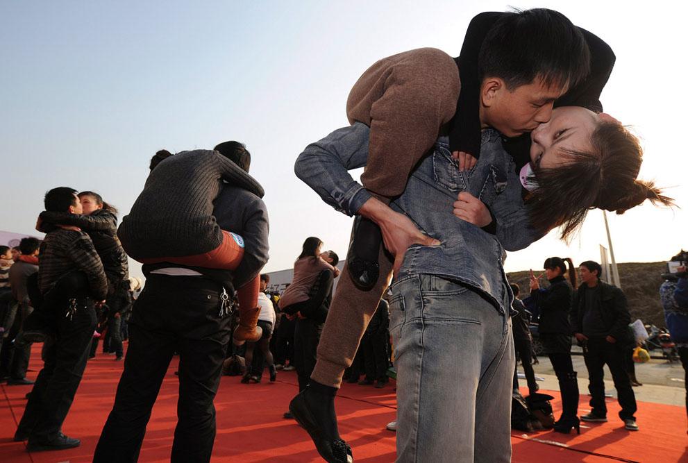 kiss05 И пусть весь мир сольется в поцелуе...