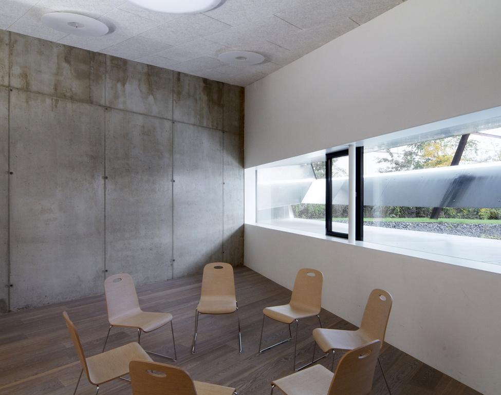 modernp2 Религия может быть стильной: в Австрии построили футуристическую церковь