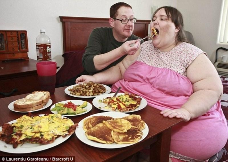 original 005 Самая толстая женщина Британии выходит замуж за повара